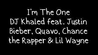 Im the one song download