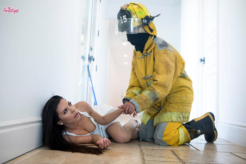 Young firefighter porn pics