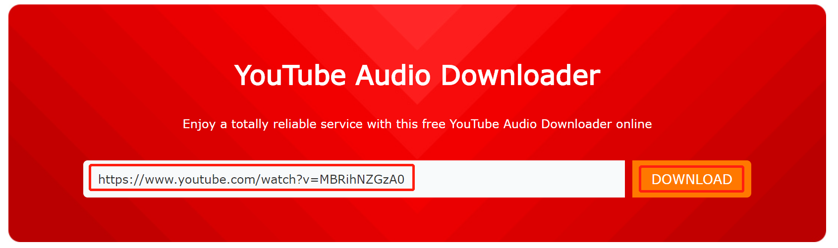 Listen to youtube download