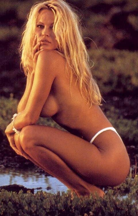 Pam anderson fully naked